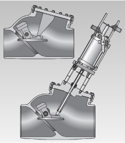 Dewrance Extraction Check Valves